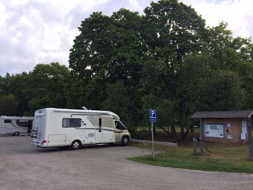 Ställplats Bogesund Vaxholm Ställplats Fricamping Parkering Stockholms län